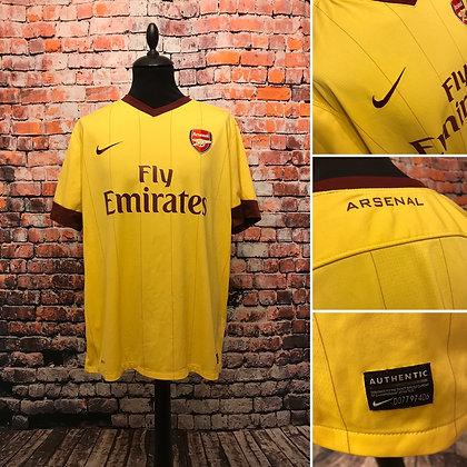 Arsenal 2010-13