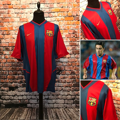 Barcelona 2002-03