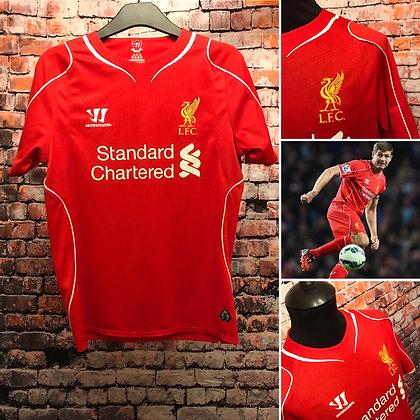 Liverpool 2014-15