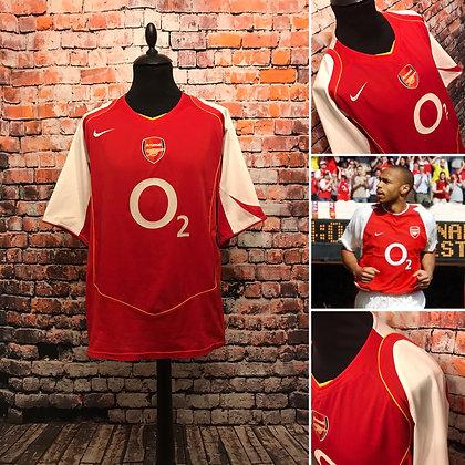 Arsenal 2004-05