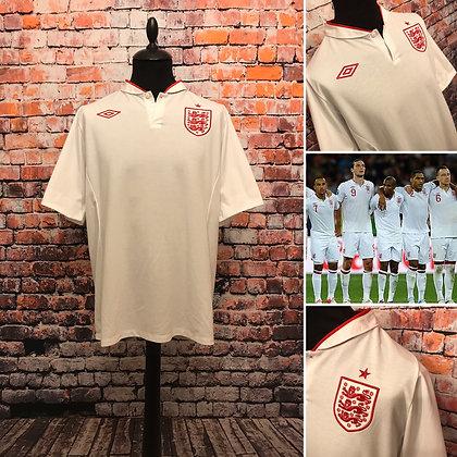 England 2012-13