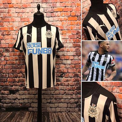 Newcastle United 2017-18