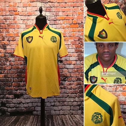 Cameroon 2000-01