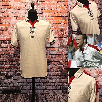 England 2003-05