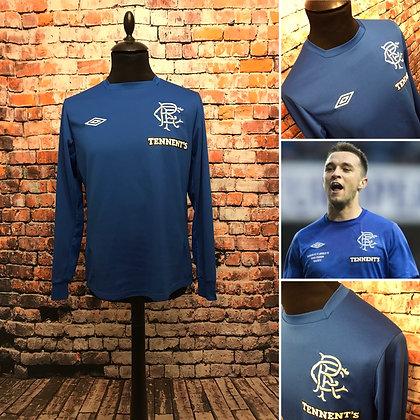 Rangers 2012-13