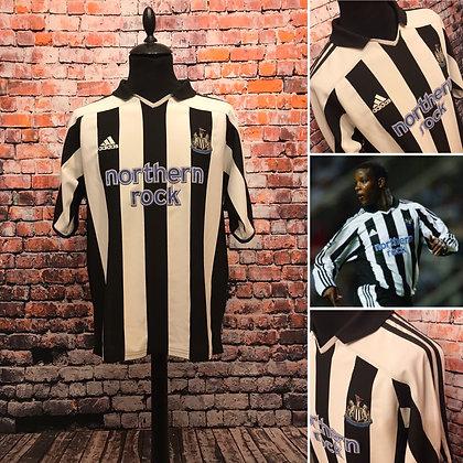 Newcastle United 2003-05