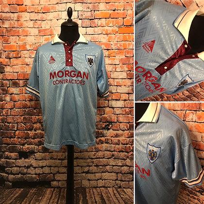 Northwich Victoria 1992-93