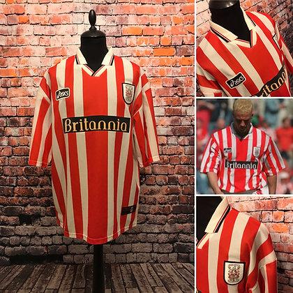 Stoke City 1997-00