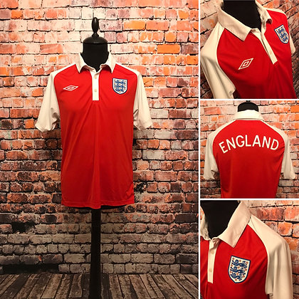 England Polo Shirt.