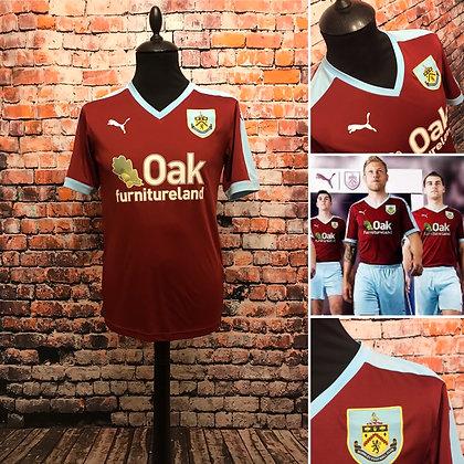 Burnley 2015-16