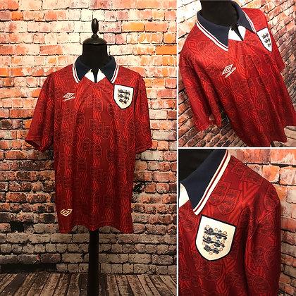 England 1994-95
