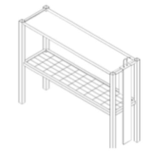 Heat Rack  - Table Version