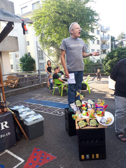 30. August 2019 - Grill Ueli am Siebner Fyrobig Märt