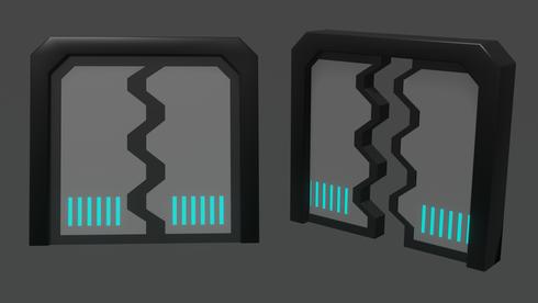 Sci-Fi Gate