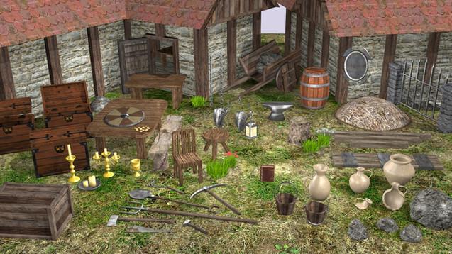 Medieval Assets