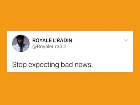 HAY Online Quotes | Royale L'radin Speaks Expecting The Worst | HAY Online News