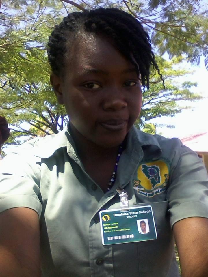 Catarina Darius of Team Tet Chaje Int