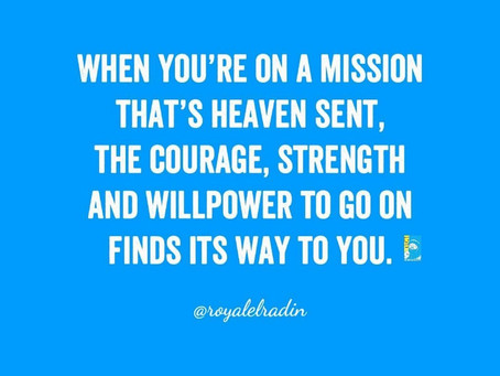 HAY Sundays : The Power of Prayer, Royale L'radin Speaks HAY Online