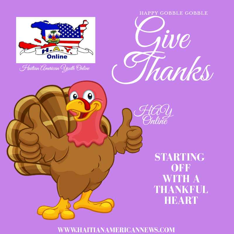 HAY Online Give Thanks Starting Off With A Thankful Heart