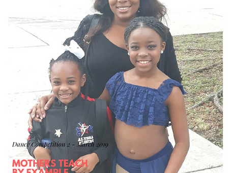 HAY Online News   The Sylvestre Ladies, Mothers Teach By Example