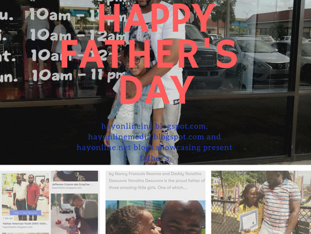 HAY Online | Salutation Of Respect To All Dads This Father's Day 2019|Father's Day Chronicl