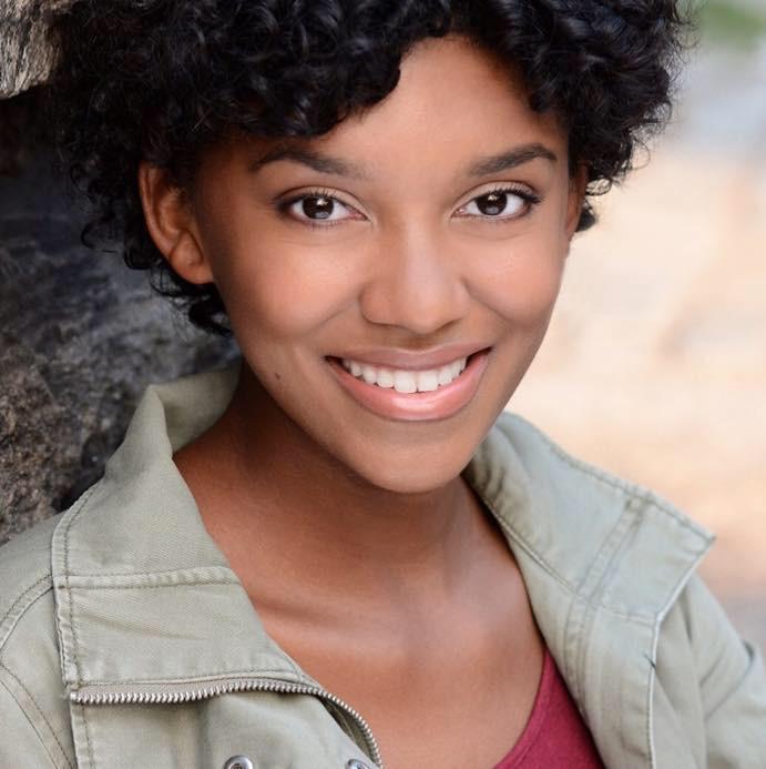 Rebecca Laurent, Haitian American/Afro-Latina American Actress