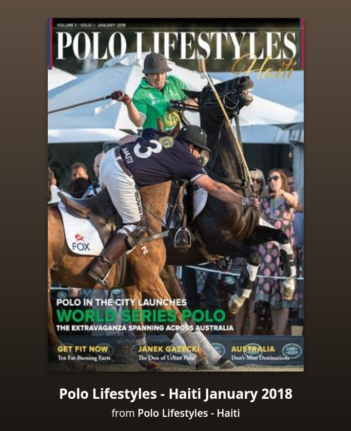Polo Lifestyles - Haiti Publication