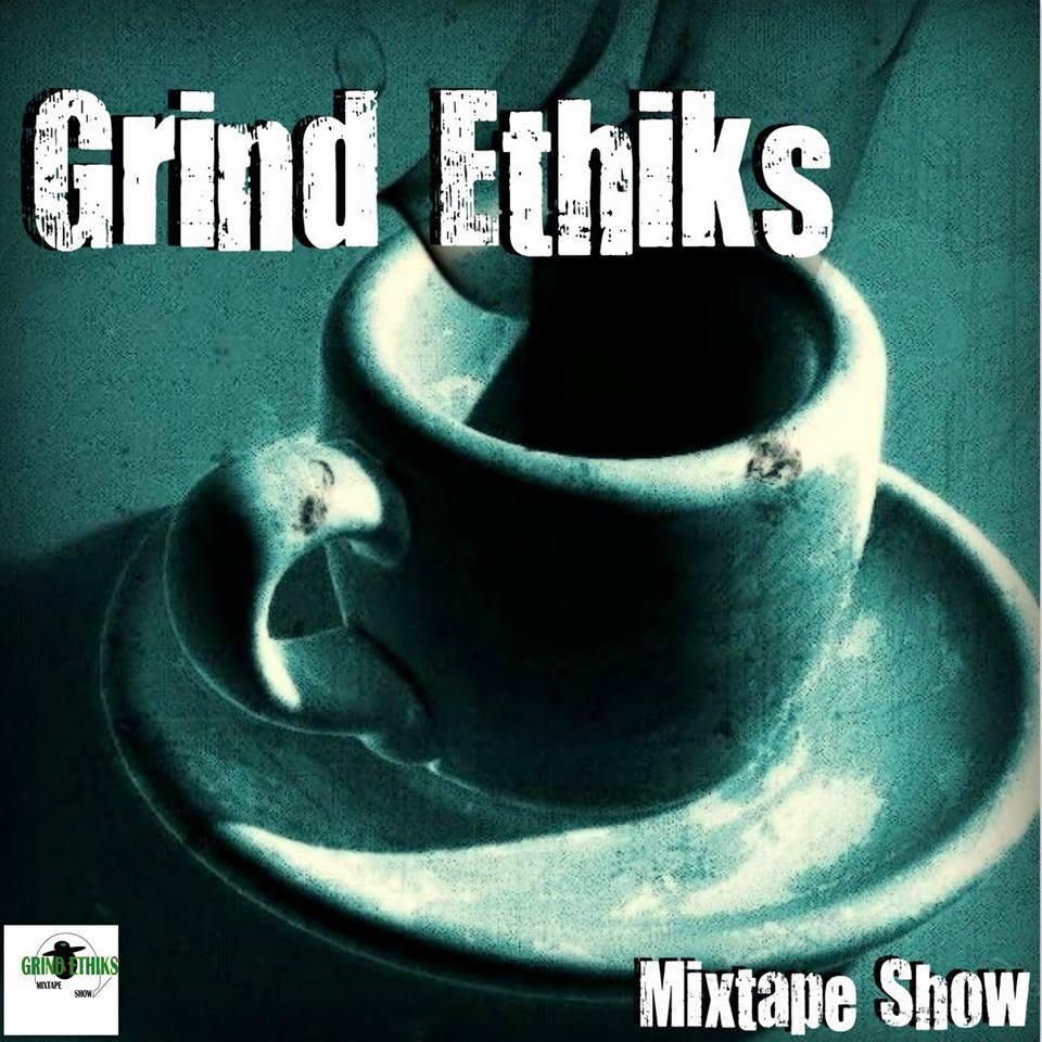 Grind Ethiks Mixtape on HAY Online Coffee Mug.jpg