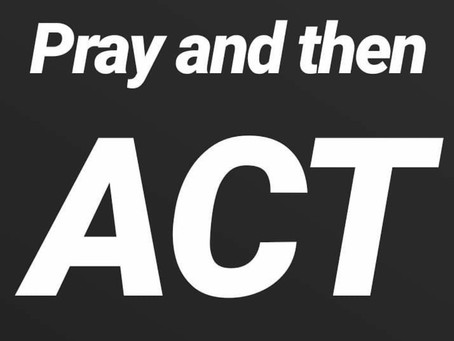 HAY Online Speaks | Pray Then Act - Jezreel Sweet Speaks