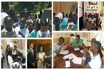 gofundme image of Help UMass PEACH help Haiti