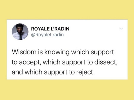 HAY Online Quotes | Choosing The Right Support, Royale L'radin Speaks | HAY Online News