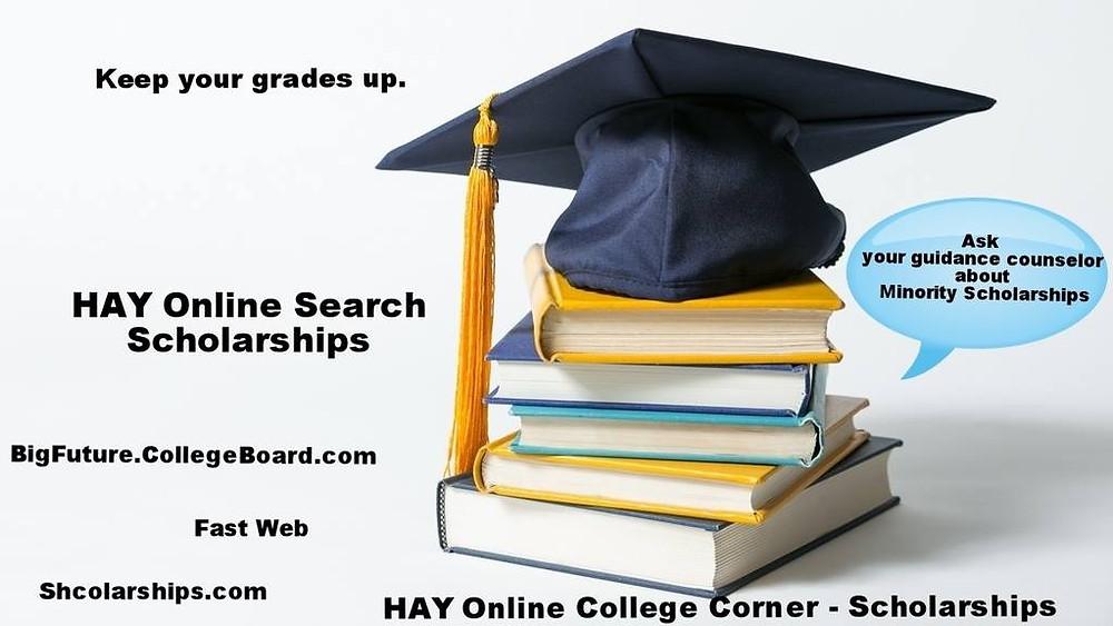 HAY Online College - Haitian American Scholarship
