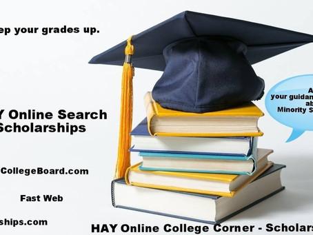HAY Online College Corner | NAAHP Haitian-American Leadership Scholarship