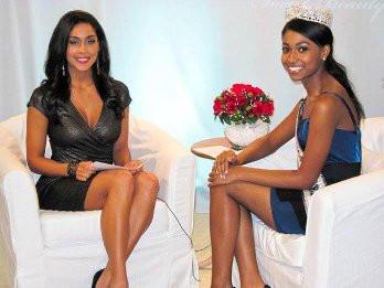 Miss Grand Haiti, Miss Lisa Drouillard's Q and A with HAY Online