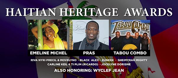 Haitian Heritage Awards at Kings Theatre