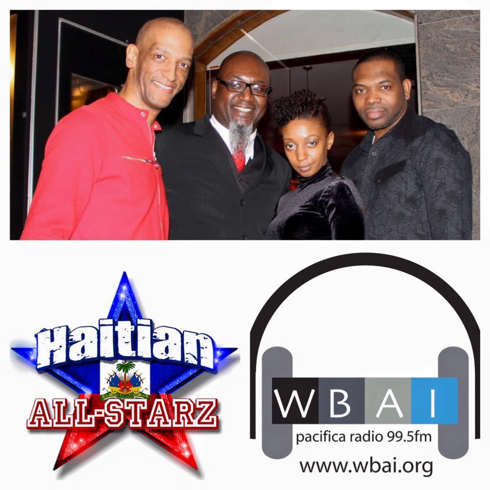 Haitian All-StarZ Radio on Pcifica Radio WBAI