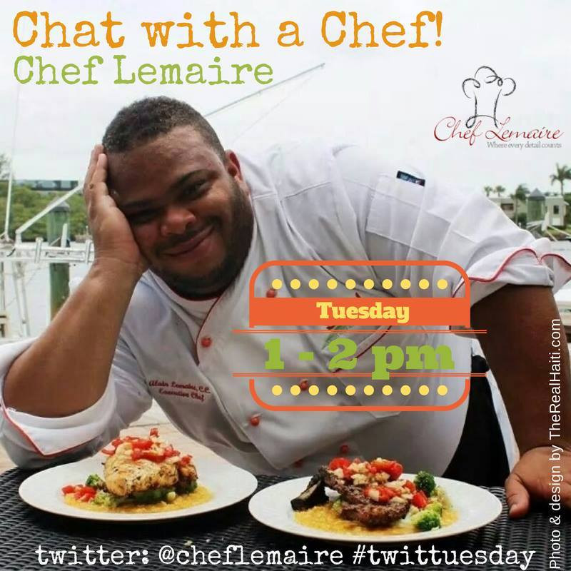 Chef Lemaire Chat with a Chef Twitter Tuesday.jpg