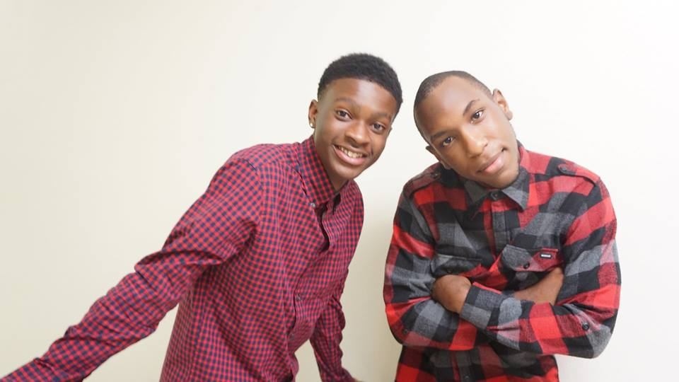 Young Shrimp Haitian American Youth Comedian and Emmanuel Joseph Haitian America