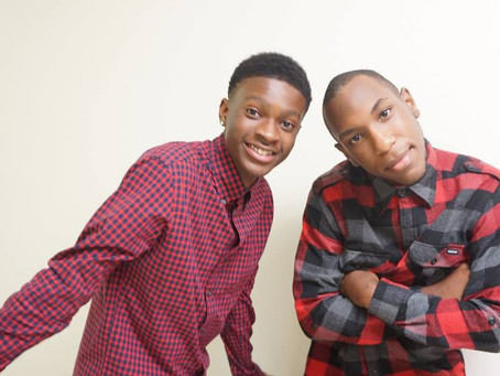 Young Shrimp and Emmanuel Joseph, Young Haitian Bahamian/American Comedians Many Should Know