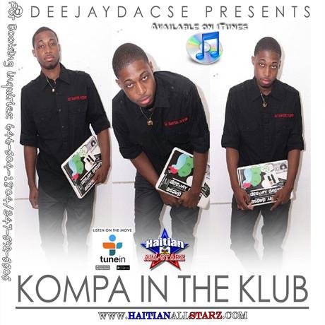 Haitian All-StarZ Kompa In The Klub by DeeJay Dacse