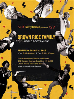 Brown Rice Family World Roots Music