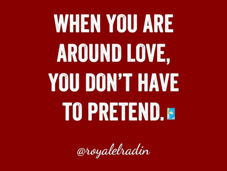 Royale L'radin Speaks: LOVE is LOVE