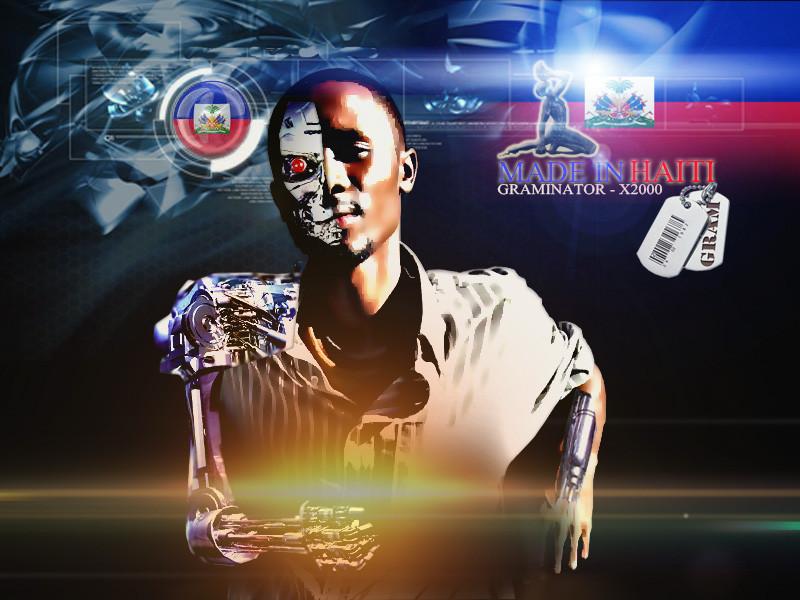 Haitian Graphic Designer Gram of Gramphic for HAY Online Media