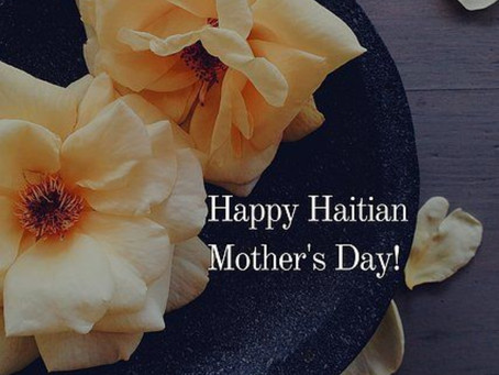 Haitian-American Culture | Mother's Day the First Attempt