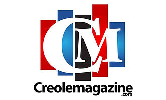 Creole Magazine Logo With Website Address