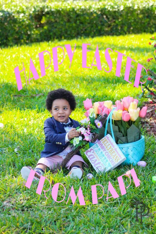Happy Easter Sunday From Papi Rosemary Louis Son on HAY Online.jpg