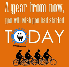 A Year From Now You Will Wish You Had Started Today = Round Table With Steve