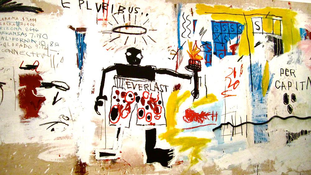 Jean-Michel Basquiat Artwork Per Capita 1981