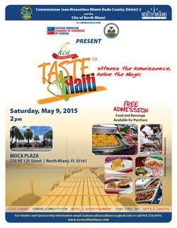 Taste of Haiti