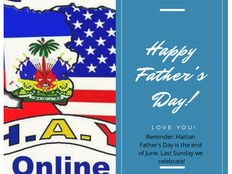 Happy Father's Day 2018 HAY Online